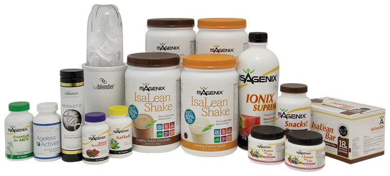 The Ultimate Isagenix Pak – Lose Weight – Feel Happy & Healthy!